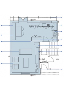Space Planning & Furniture Layouts